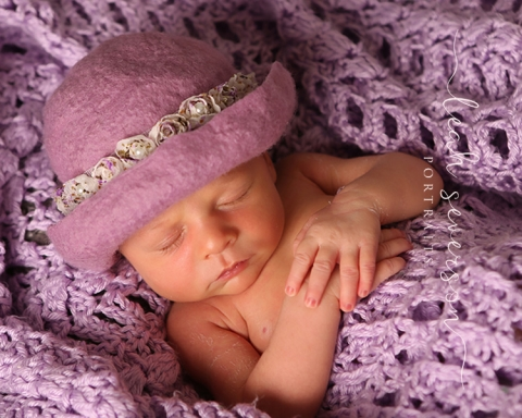 newborn portraits of sloan