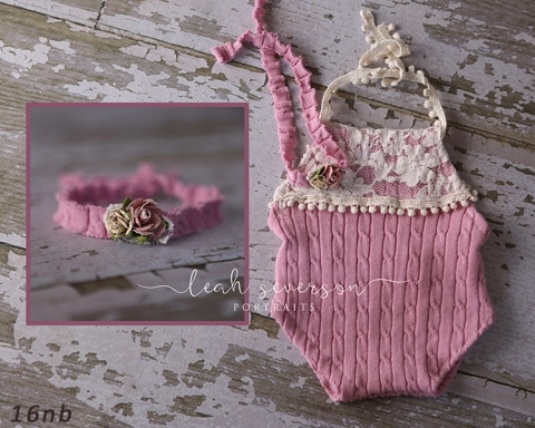 newborn photography prop girl carmel in