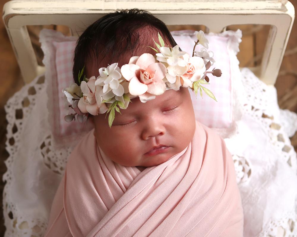 floral-newborn-headband
