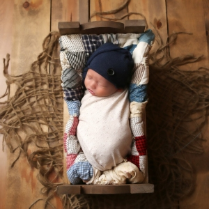 newborn-sleeping-baby-crib-photography-carmel-indiana