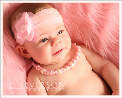 pictures of baby Leah