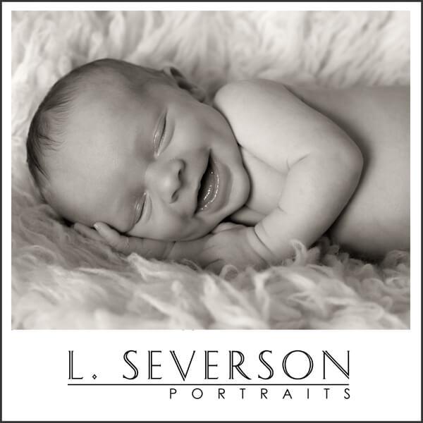 Grayson's newborn photographs