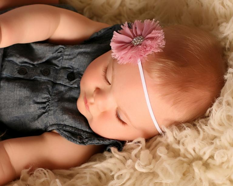 indiana baby photography of ella