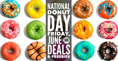 free donut friday
