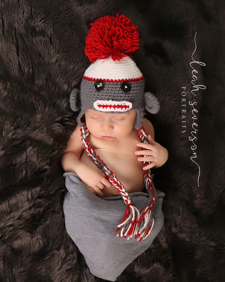 indianapolis-baby-photographer-monkey