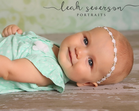 newborn photography of charlotte