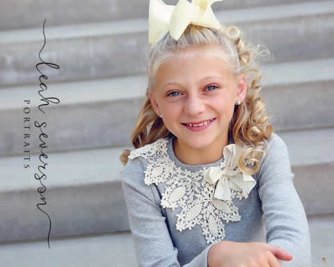 childrens photography of ava