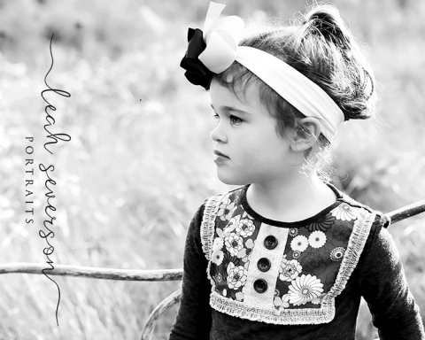 baby allie's outdoor photography session