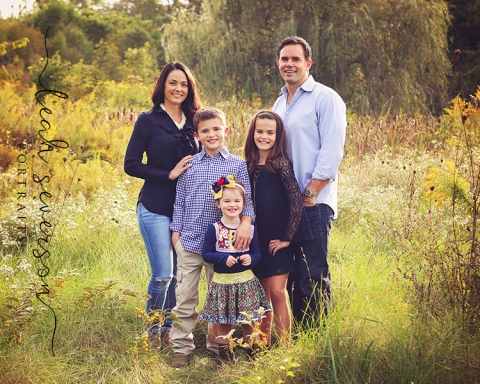 Family Portrait In Westfield Clothing Ideas Outdoor Session Fall Carmel