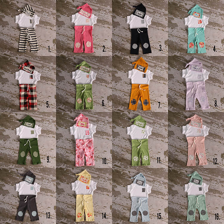 personalized newborn outfits