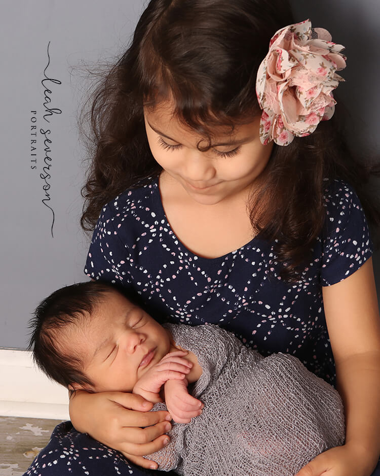 newborn photography of baby sirsha in westfield