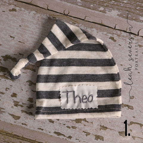 Personalized Newborn Baby Hats Indianapolis  0485ca60056