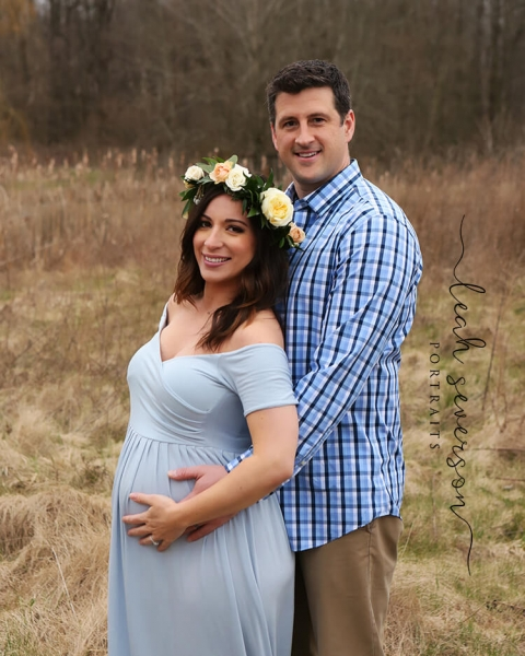 maternity photographer carmel