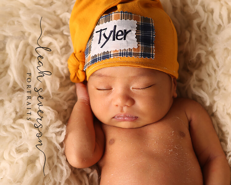 baby photography of tyler