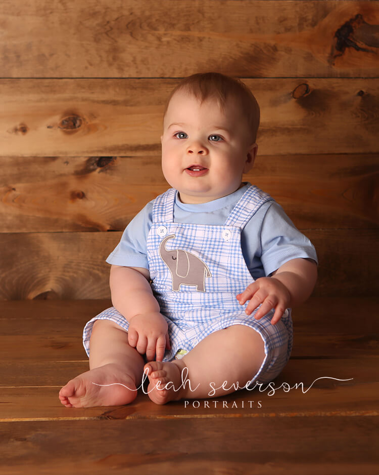 baby photography of landon