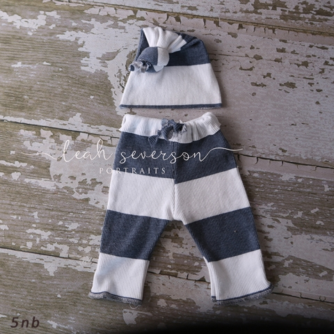 newborn photography prop outfit boy pant hat