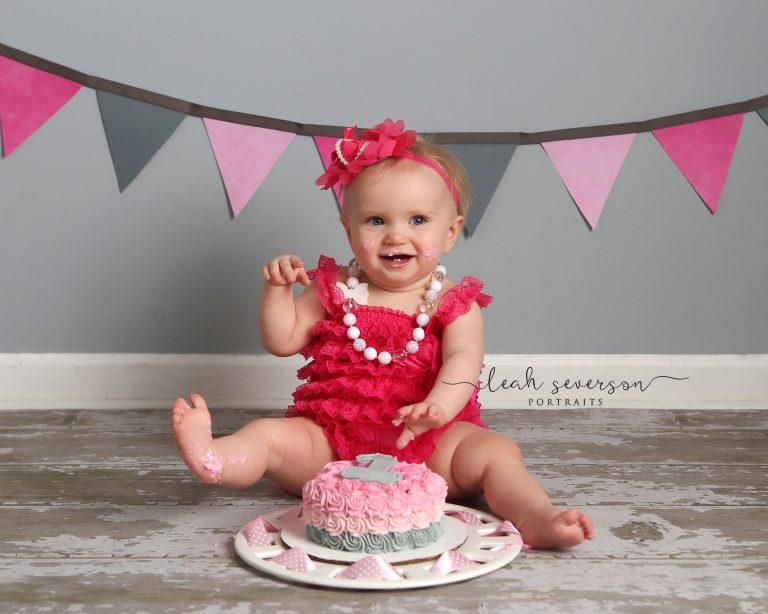 cake smash photography carmel indiana
