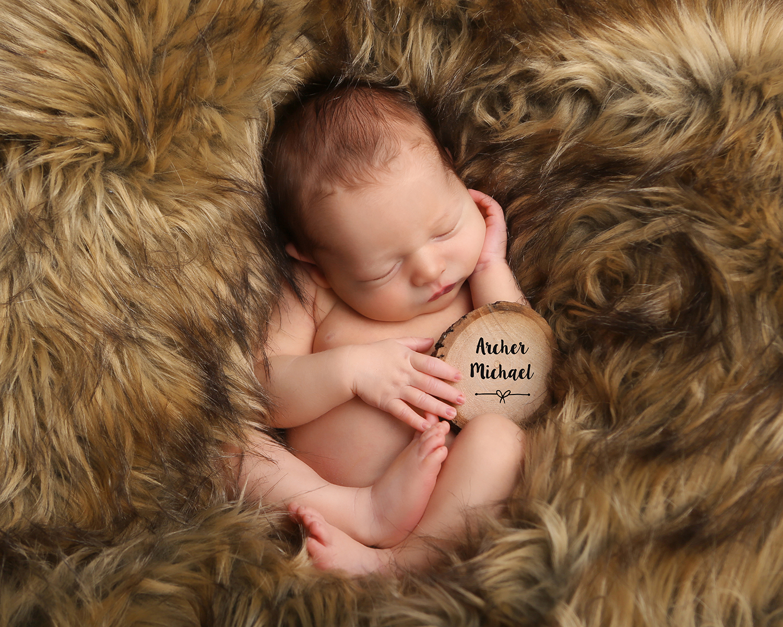 newborn baby archer indianapolis