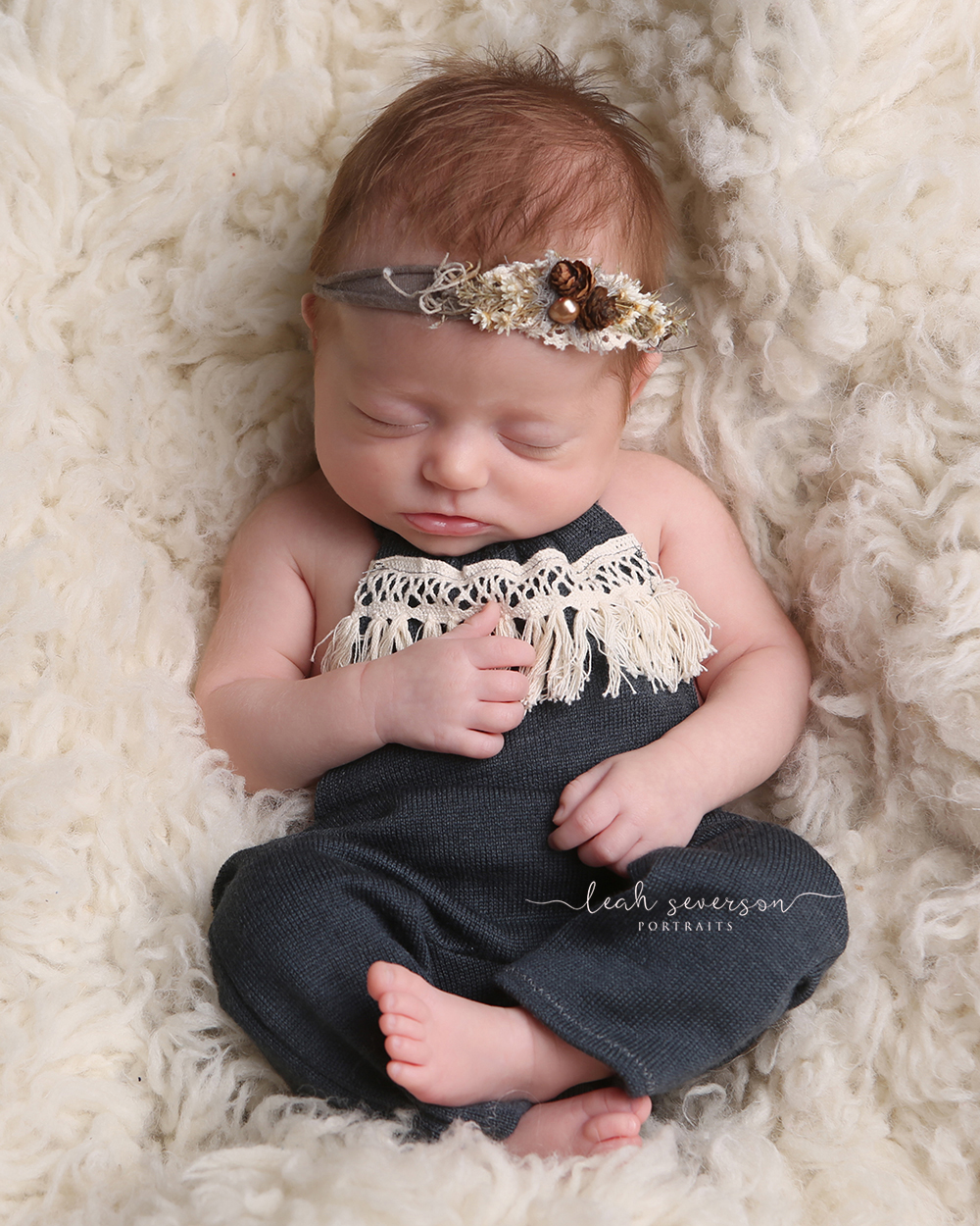 diy newborn photoshoot