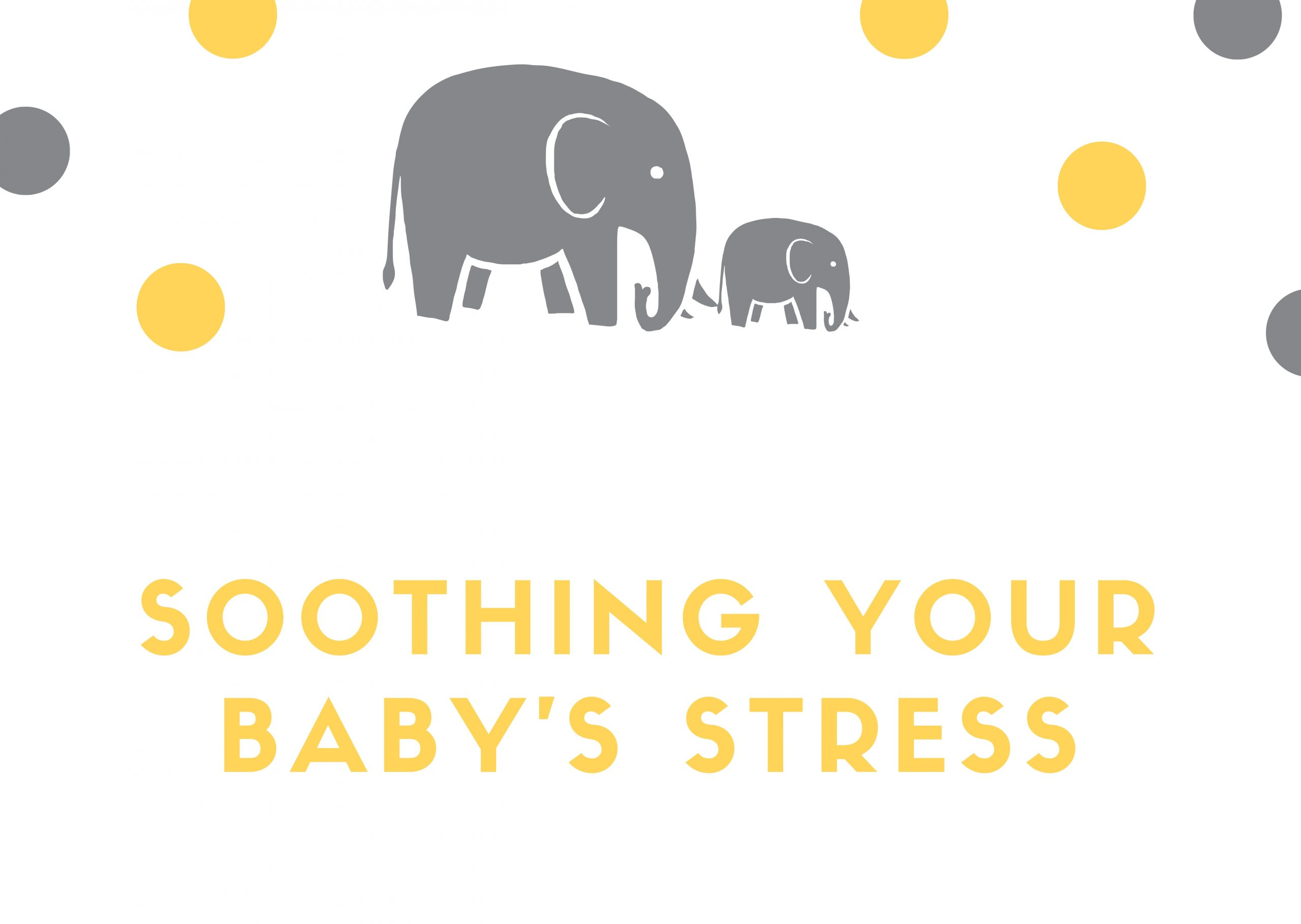 Soothing Baby's Stress