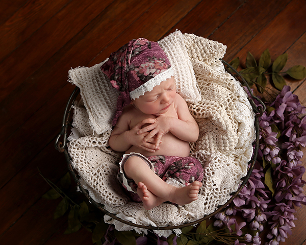 newborn photography carmel, in