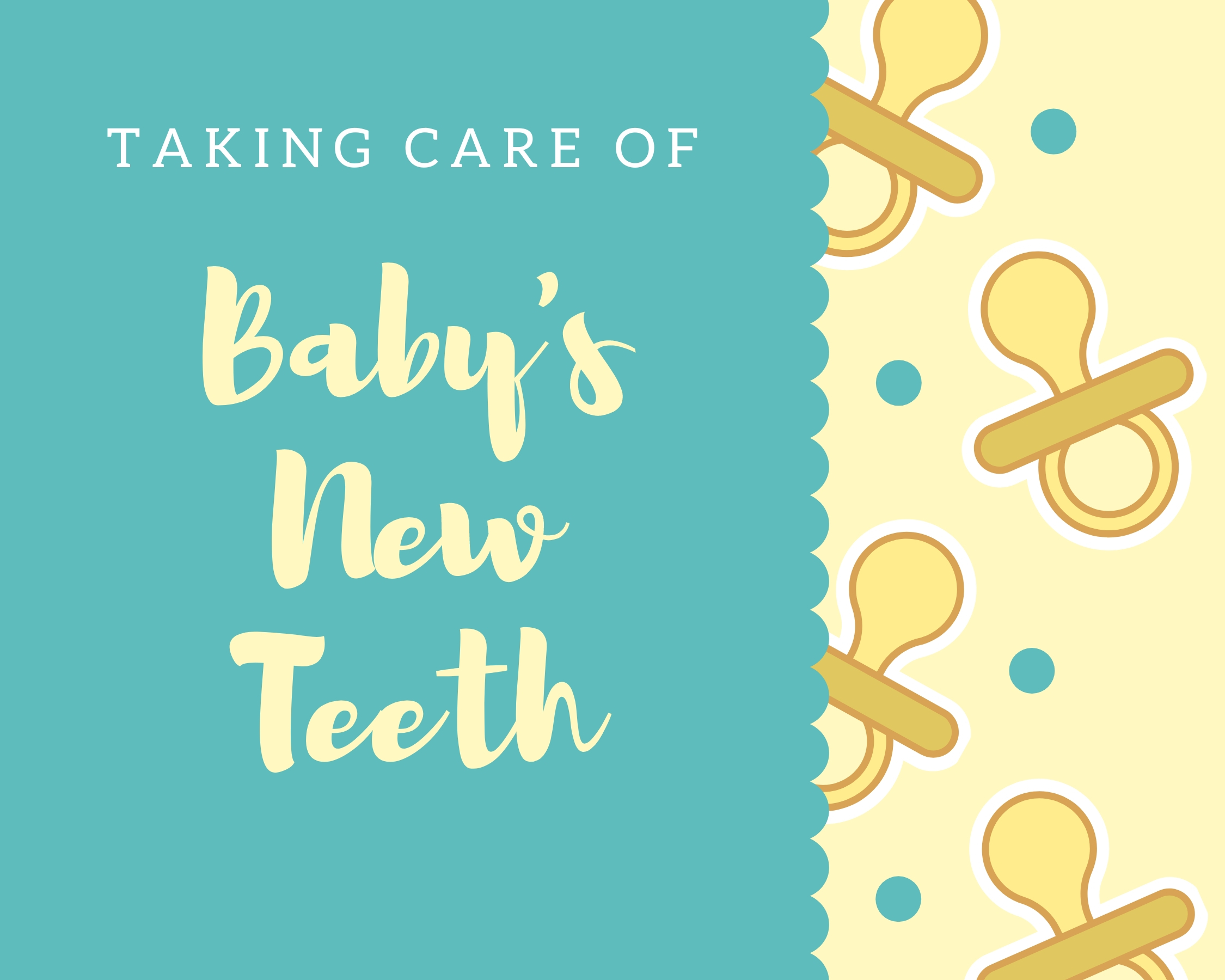 signs of teething baby
