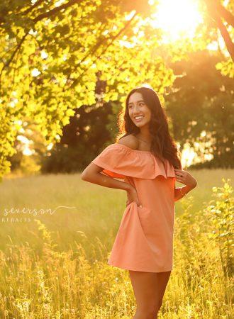 best senior photographer carmel in