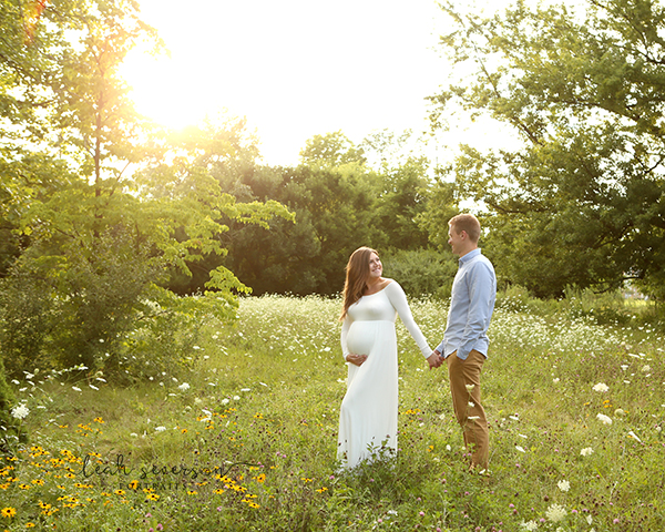maternity photo shoot indianapolis