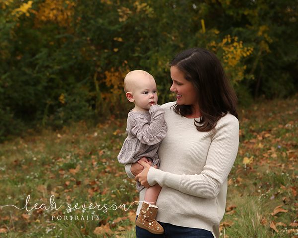 outdoor photographer indianapolis fall portraits