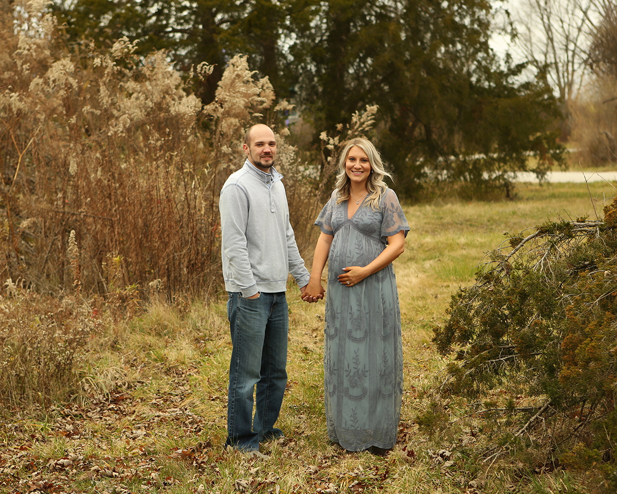 ashley & devin maternity photoshoot