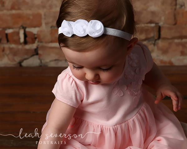 baby photoshoot indianapolis