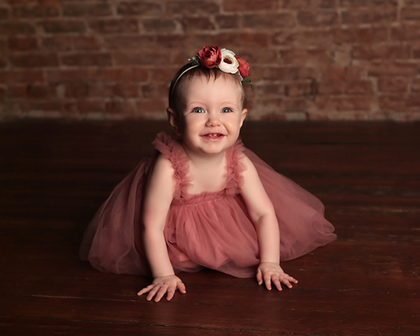 first birthday photoshoot Carmel, in