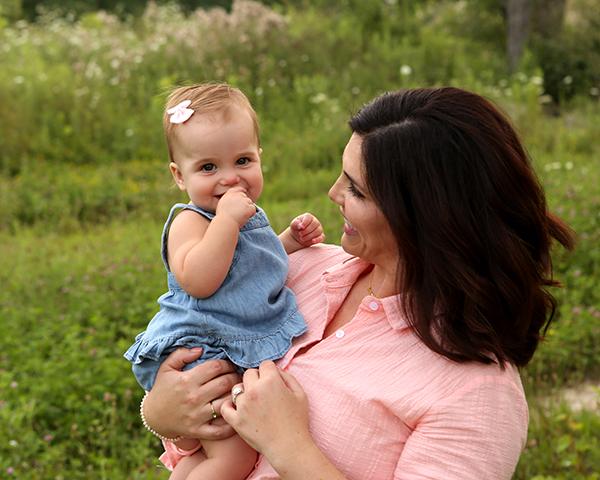 family photoshoot Carmel Indiana